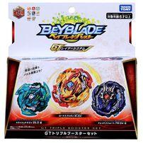 Beyblade Burst B-149 GT Triple Booster Set