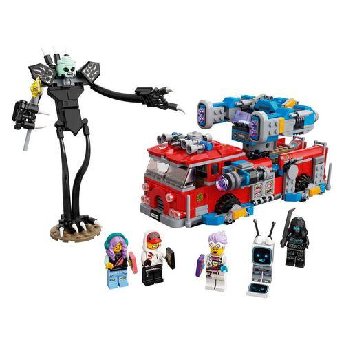 LEGO Hidden Side Phantom Fire Truck 3000 70436