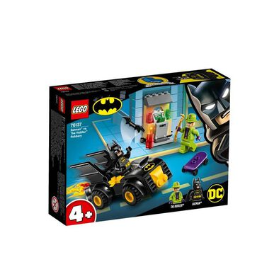 LEGO DC Batman vs. The Riddler Robbery 76137