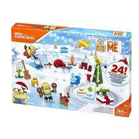 Mega Construx Despicable Me 3 Minions Advent Calendar