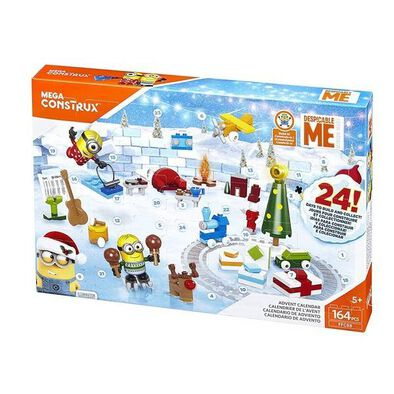 Mega Construx Despicable Me 3 Minions Advent Calendar