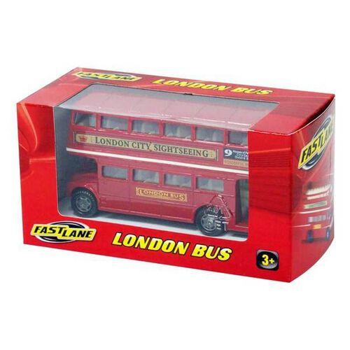 Fast Lane 5-Inch London Bus