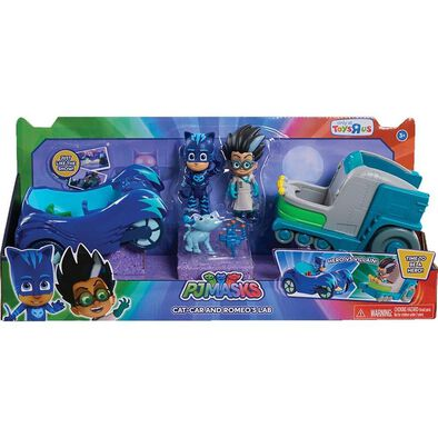 PJ Masks Hero Vs Villain Vehicles - Assorted