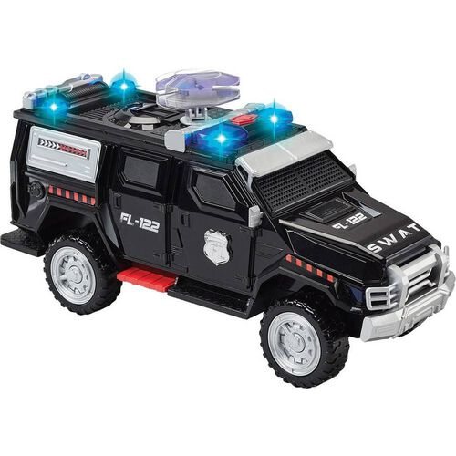 Fast Lane Swat Vehicle With Lights and Sounds