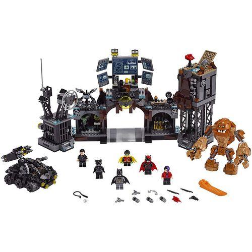 LEGO DC Batcave Clayface Invasion 76122