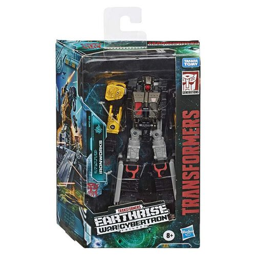 Transformers Generations War For Cybertron Earthrise Deluxe - Assorted