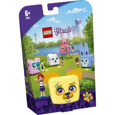LEGO Friends Mia's Pug Cube 41664