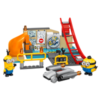 LEGO Minions in Gru's Lab 75546