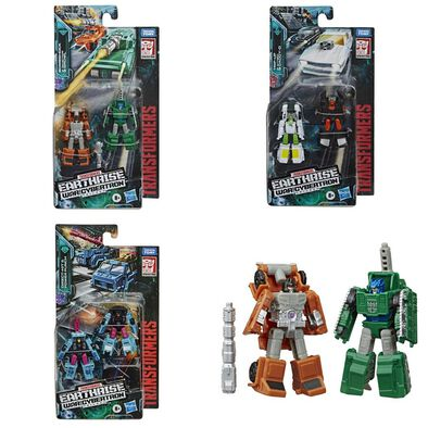Transformers War For Cybertron Earthrise Micromaster - Assorted