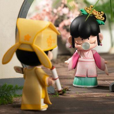 Robotime King Beauty Love Story