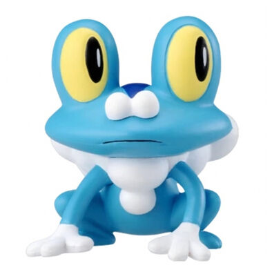 Takara Tomy Moncolle Ex Asia Versionsion #9 Froakie