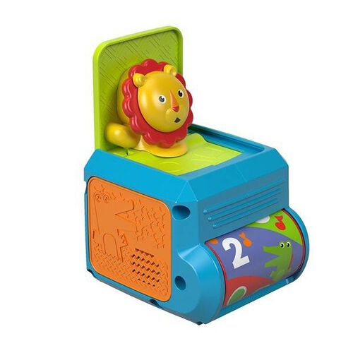 Fisher-Price Infant Jack In The Box