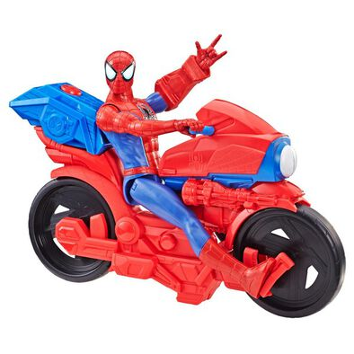 Spider-Man Titan Power Pack Cycle