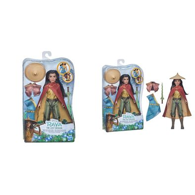 Disney Princess Rai Rayas Adventure Style Set