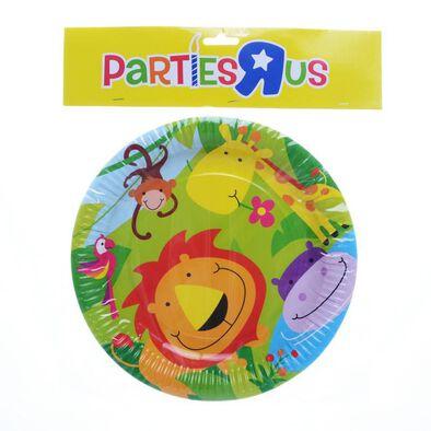 Jungle Party Paper Plates