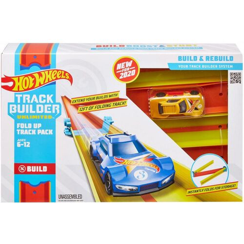 Hot Wheels Track Builder Pack - Assorted