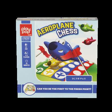 Play Pop Aeroplane Chess Strategy Game
