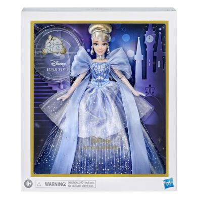 Disney Princess Style Series Cinderella Holiday