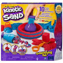 Kinetic Sand Sandisfying Set