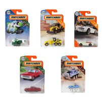 Match Box Basic Car Collection - Assorted