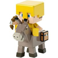 Minecraft Deluxe Mini Figure Rider - Assorted