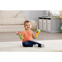 LeapFrog Learn and Groove Shakin Colours Maracas