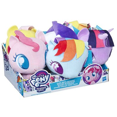 My Little Pony Cutie Mark Bobble Soft Toy - Assorted