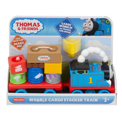 Thomas & Friends Wobble Cargo Stacker Train