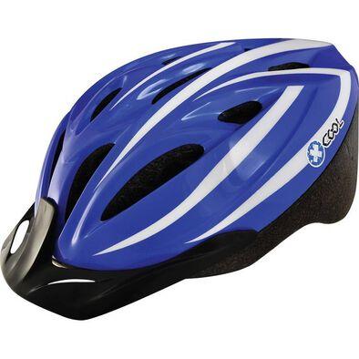X-Cool Xool Blue/Black Helmet