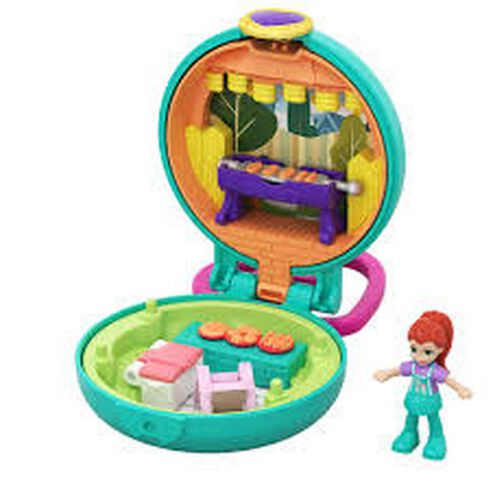 Polly Pocket Core Tiny Compact - Assorted