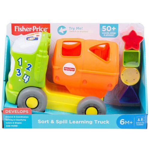 Fisher-Price Shape Sorter Truck