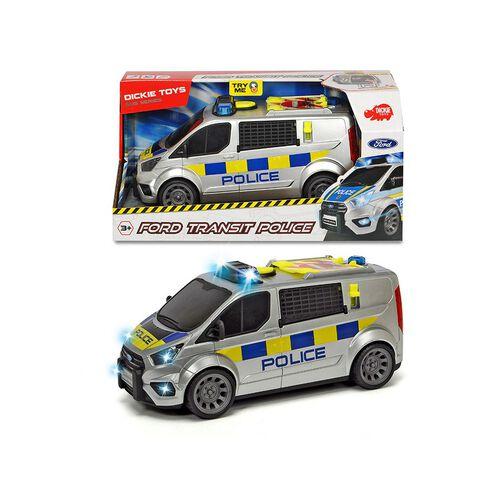Dickie Ford Transit Police