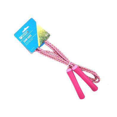 Kasaca Sports 7 Feet Jump Rope (Pink)