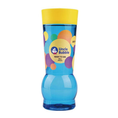Uncle Bubble Ultra Bubble Solution (32 Oz)