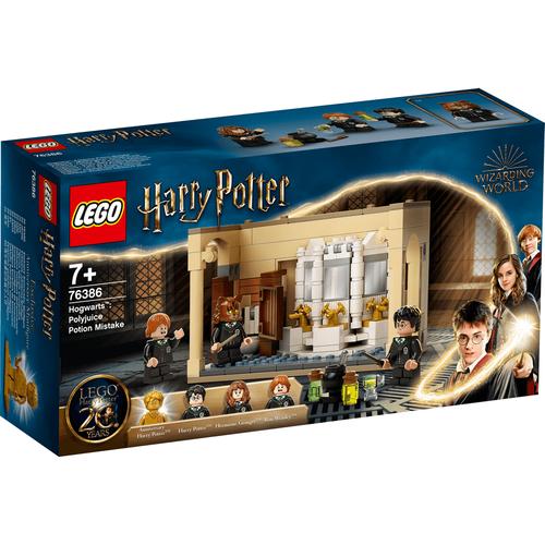 LEGO Harry Potter Hogwarts: Polyjuice Potion Mistake 76386