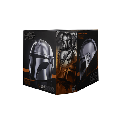 Star Wars The Black Series The Mandalorian Electronic Helmet