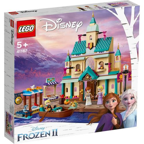 LEGO Disney Frozen 2 Arendelle Castle Village 41167