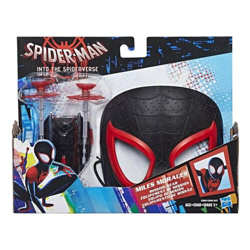Marvel Spider-Man Mission Gear - Assorted