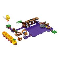 LEGO Super Mario Wiggler's Poison Swamp Expansion Set 71383
