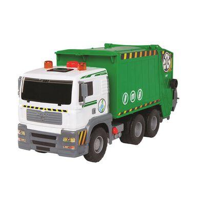 Fast Lane Pump Action Garbage Truck