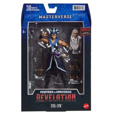 Masters Of The Universe Revelation 7 Inch Core Figure - Assorted