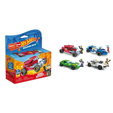 Mega Construx Hot Wheels Cars Assorted