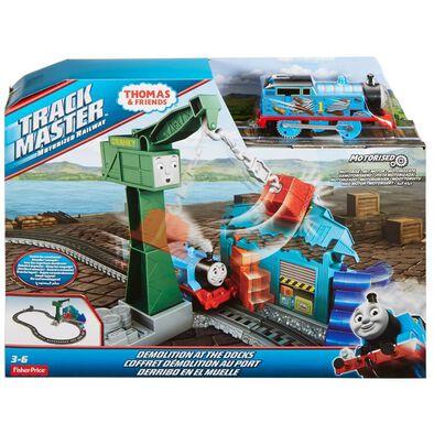 Thomas & Friends Track Master Demolition At The Docks