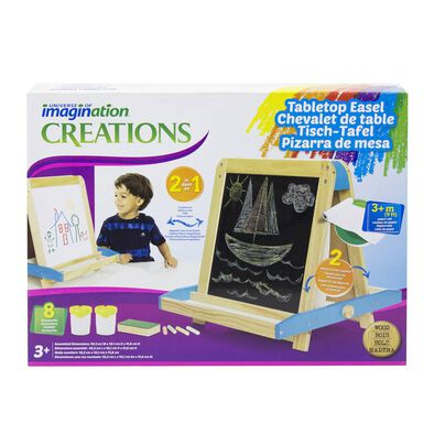 Universe Of Imagination Table Top Easel