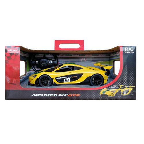 Rastar R/C 1:14 McLaren P1 GTR