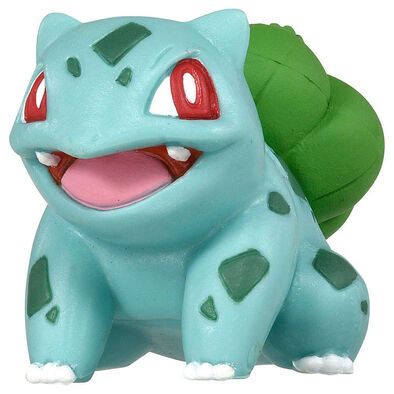 Takara Tomy Moncolle Ex Asia Versionsion #1 Bulbasaur