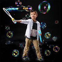 Sparkling Bubble Sword