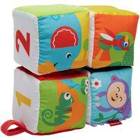 Fisher-Price Fun To Flip Soft Blocks