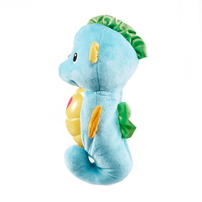 Fisher-Price Infant Sooth and Glow Seahorse Blue