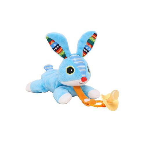 Biba Toys Woodland Friends Pacifier - Assorted
